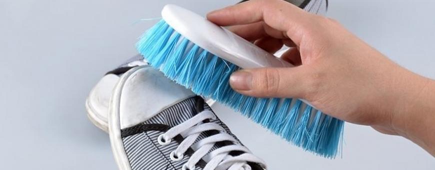 Cómo lavar zapatillas